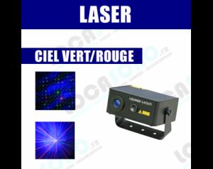 Location Laser ciel étoile...