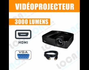 Videoprojecteur 3000 Lumens...