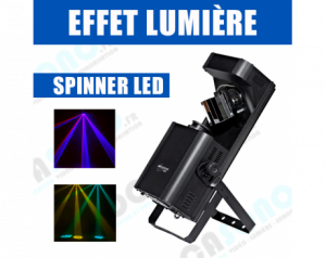 Effet lumineux Roller LED...