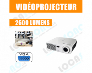 Projecteur VIDEO et INFO...