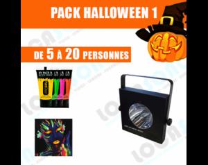 Pack Halloween fluo 1