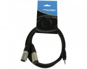 Câble Jack Stereo 3,5 via...
