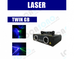 Location Laser GB Twin -...