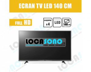 Location écran LED 55...