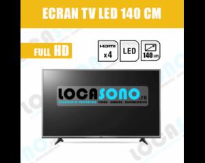 Ecran LED 55 pouces  - 140...