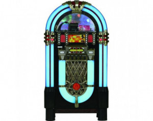 Jukebox LED Bluetooth MP3 USB