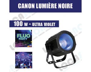 Canon de lumière noire UV -...