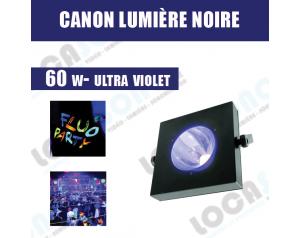 Location lumière noire UV 60w