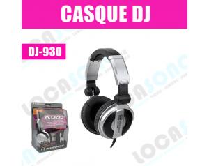 vente Casque Audiophony Dj930