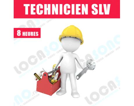 Technicien SLV - Forfait jour