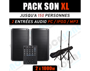 Location PACK SON XL -...