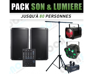 PACK M SON & LUMIERE de 50...