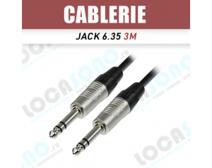 Location câble Jack/Jack  -...