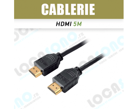 Cable HDMI 5m blinde