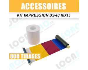 Kit impression DS 40 - 800...