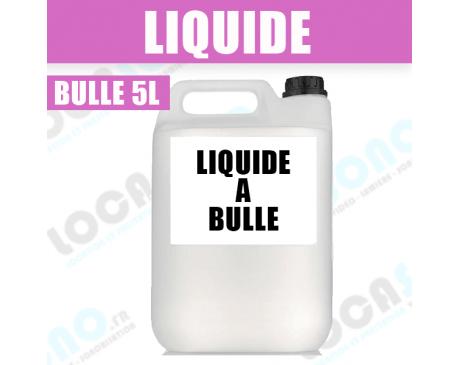 Vente Liquide Machine Bulles: 5 Litres