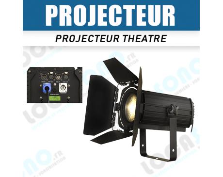 Projecteur LED Théâtre 3200 ° K