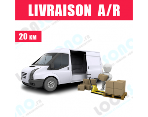 Service Livraison  4 M²...