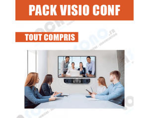 Pack Visio conférence 4 à 6...