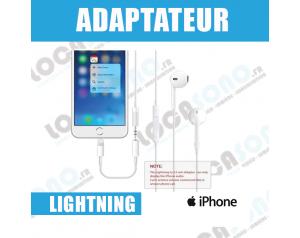 Location Adaptateur Iphone...