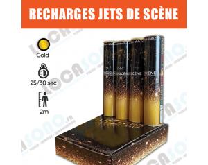 Vente 4 recharges - jets de...