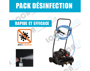 Location pack désinfection...