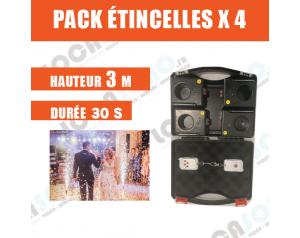 location Pack étincelles -...