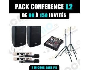 Location pack conférence L2...