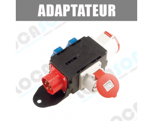 Location Adaptateur 32A...
