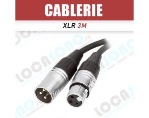 Vente câble XLR - Longueur...