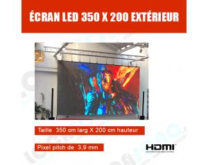 Location Écran LED...