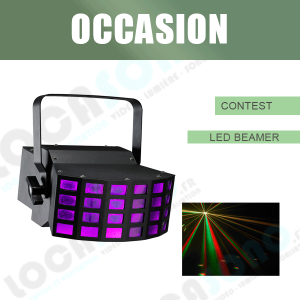 Vente occasion Contest LED Beamer