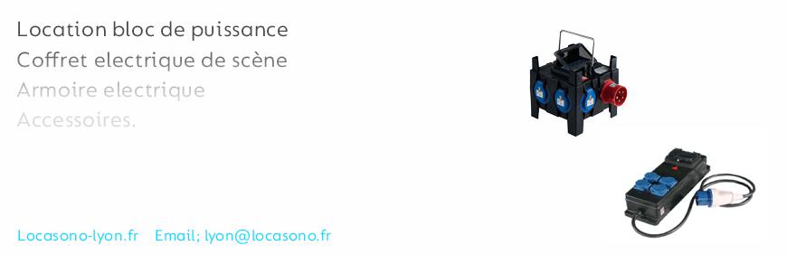 Location bloc de puissance à prix Discount à Lyon