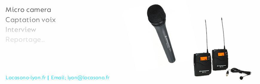 Location de périphérique vidéo à Lyon LOCASONO